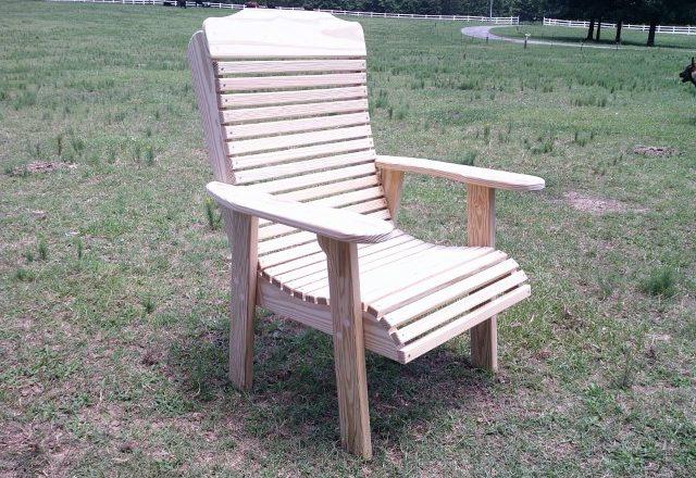 0047 Matching Glider Chair