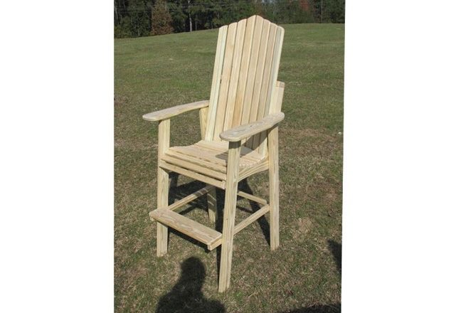 0450 Tall Deck Chair