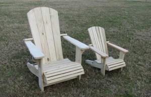 1914 - Adirondak Chairs