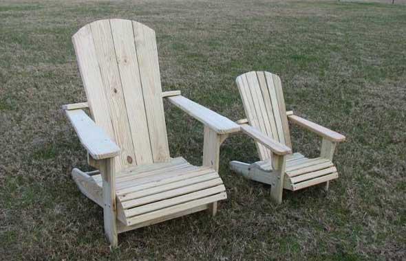 1914 – Adirondack Chairs