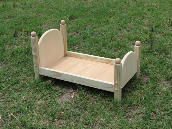 How to Build Baby Doll Beds PDF Plans
