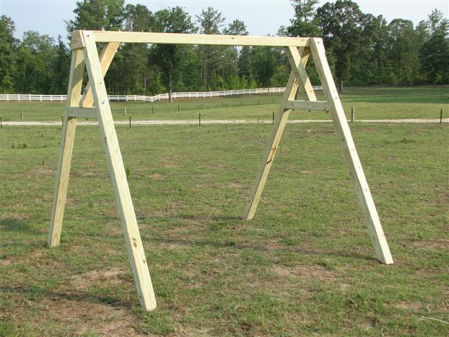 2140 A-frame for Swings