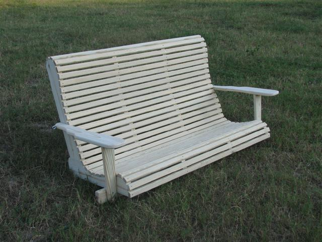2311 Jackson High Back Porch Swing