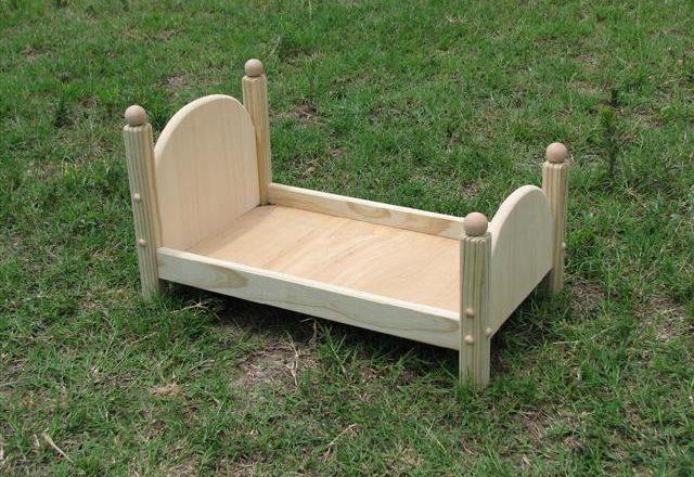 2617 – Babydoll Bed, Single