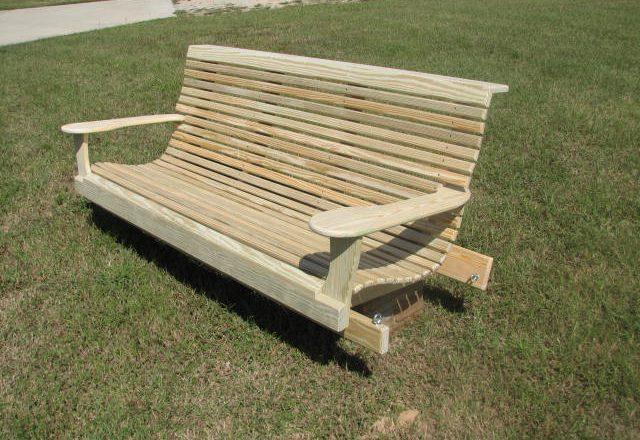 6591 Dallas Porch Swing