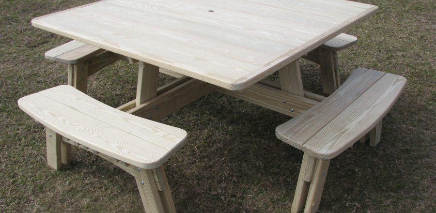 0701 Sunshine Table / Seats