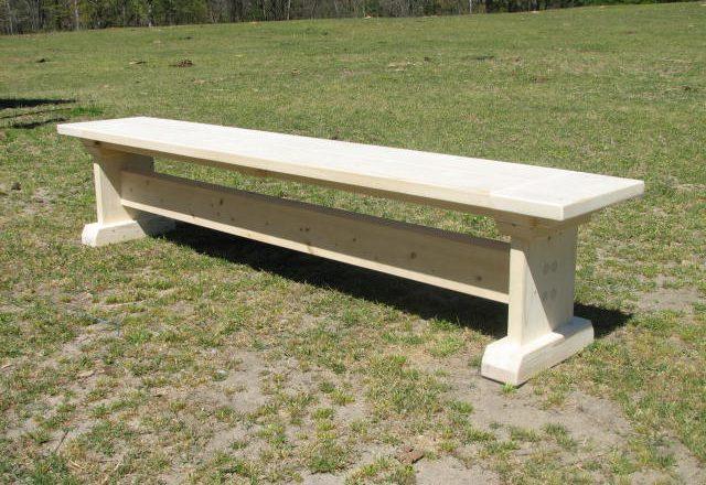 7026 Gathering Bench